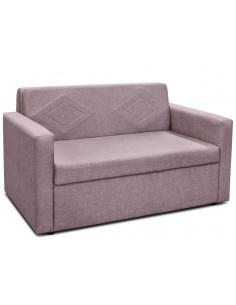 Divan sofá cama 2 cuerpo Oxford Lino - Ian