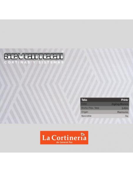 Cortina roller print